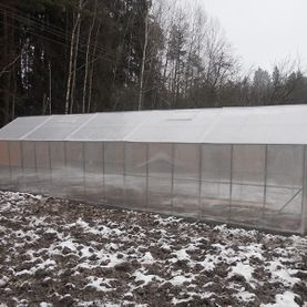 Customized Polycarbonate Constructions