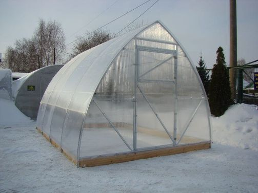 Greenhouse VITJAZ